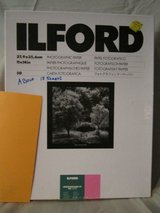 Ilford Dark Room Photo Paper in Cherry Point, North Carolina