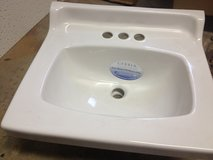 19 inch x 17 inch Gerber vanity top lavatory in St. Charles, Illinois