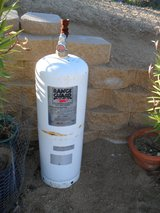 ++   Air Tank ?  ++ in Yucca Valley, California