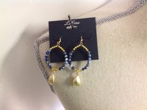 NIB Bay to Baubles Cascada Beaded Circle Drop Earring Retails $28 in Kingwood, Texas