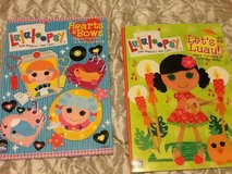 Lalaloopsy Activity Books in Ramstein, Germany