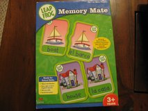 Leap Frog Memory Mate Spanish Memory Game in Bartlett, Illinois