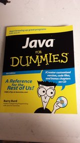 Java for Dummies in Kingwood, Texas