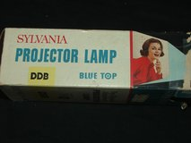 Sylvania DDB Blue Top Movie Projector Lamp NIP in Oswego, Illinois