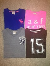 Boys Abercrombie T-Shirts-XL in Chicago, Illinois