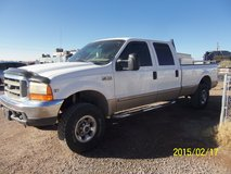 Ford F250 Power Stroke 4x4 in Alamogordo, New Mexico