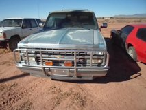 1989 chevrolet suburban  parts in Alamogordo, New Mexico