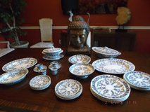 W. T. Copeland Stoke Upon Trent Lot of China in Bellaire, Texas