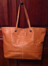 All leather Large Antonio Melani Handbag in Spring, Texas