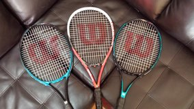 tennis racquets in Barstow, California