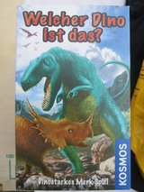 Welcher Dino ist das? Memory Game by Kosmos in Ramstein, Germany