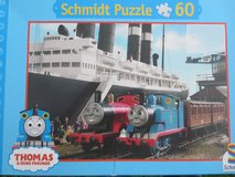Thomas and Friends puzzle 60 pieces by Schmidt in Ramstein, Germany