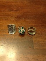 Costume jewelry rings in Batavia, Illinois