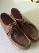 mens clark wallabee shoes just reduced.... in Pleasant View, Tennessee