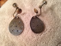 Vintage Screw Back Earrings in Joliet, Illinois