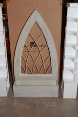 """Cathedral Planter (16 3/8"""" x 6 5/8"""" x 28 1/2"""") in Bolingbrook, Illinois"""