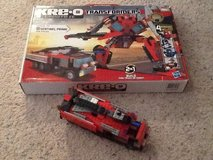 Kre-O Transformers Sentinal Prime in Camp Lejeune, North Carolina