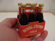 antique  Royal Crown Cola in Fort Knox, Kentucky
