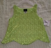 #115 Girls Size Small (6/6X) Sequin Top in Fort Benning, Georgia