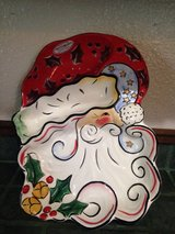 Vintage SANTA chip and dip ceramic bowl in Tacoma, Washington