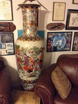 Six Foot Asian Vase in Camp Lejeune, North Carolina