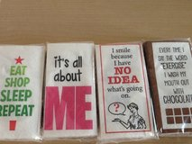 Novelty Tissue Packets in Ramstein, Germany