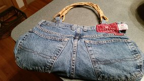 Denim Jean Purse in Tinley Park, Illinois