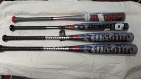 NIW / NIB Baseball-Softball Bats in Baytown, Texas