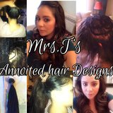 Appointments avalible extentions lashes braids natural hair styling... in Vista, California