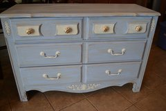 Shabby Chic Dresser Console Hallway Accent Buffet~ REDUCED in Bolingbrook, Illinois