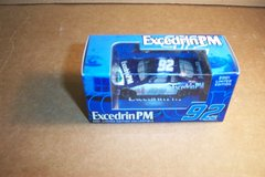2001 EXCEDRIN PM # 92  JIMMIE JOHNSON NASCAR COLLECTIBLE CAR in Aurora, Illinois