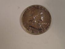1961 Proof Franklin Half Dollar in Houston, Texas