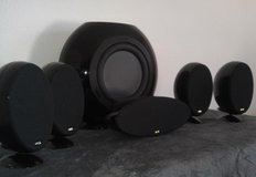 Surround-System KEF KHT 3005 SE (High-End-Quality) in Grafenwoehr, GE