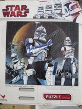 2 Star Wars Puzzles in Ramstein, Germany