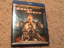 Ghost Rider BluRay in Camp Lejeune, North Carolina