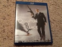 Quantum of Solace BluRay in Camp Lejeune, North Carolina