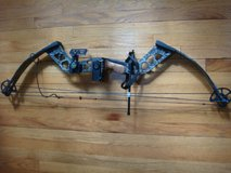 G-Force compound bow and accessories in Aurora, Illinois