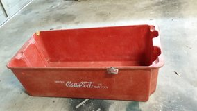 Huge Coca Cola Ice  Chest in Kingwood, Texas