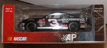 Dale Earnhardt cars (4) & (1) Ornament in Camp Pendleton, California