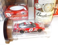 Dale Earnhardt Jr Race Car in Bud Bottle in Camp Pendleton, California