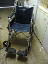 Foldable Wheelchair in Lakenheath, UK