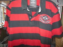Express Guy's Xl Rugby Red/blue shirt in Algonquin, Illinois