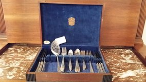 silverware with storage box in Wiesbaden, GE