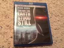 The Day the EARTH Stood Still BluRay in Camp Lejeune, North Carolina