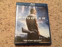 Shooter BluRay in Camp Lejeune, North Carolina