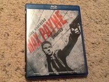 Max Payne BluRay in Camp Lejeune, North Carolina