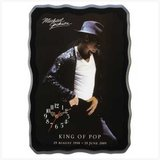 "Michael Jackson "" King Of Pop! "" - Wall Clock - Battery Operated in Fort Lewis, Washington"