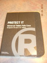 "Radio Shack tablet case slim universal case 7-8"" in Camp Lejeune, North Carolina"