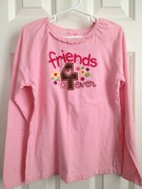 Girls Osh Kosh 6X Shirt in Lockport, Illinois