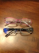 Set of two +1 foster grant reading glasses in Lockport, Illinois